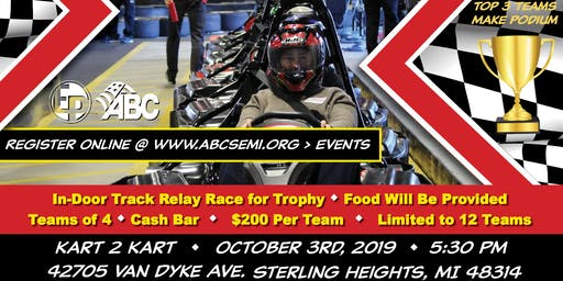 3rd Annual Go Kart Racing Competition