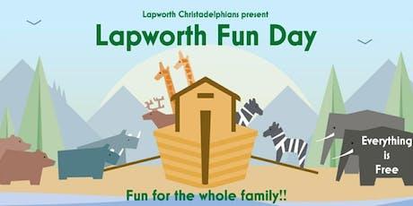Lapworth Fun Day tickets