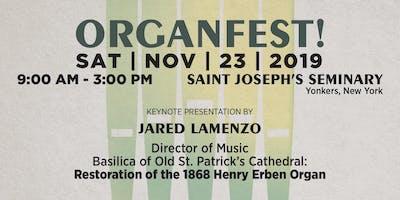 OrganFest!