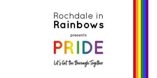 Rochdale in Rainbows celebration evening