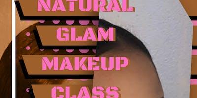 Natural Glam Makeup Class
