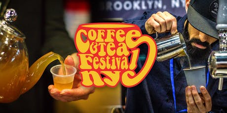 Coffee & Tea Festival NYC - Saturday 3/21/20 tickets