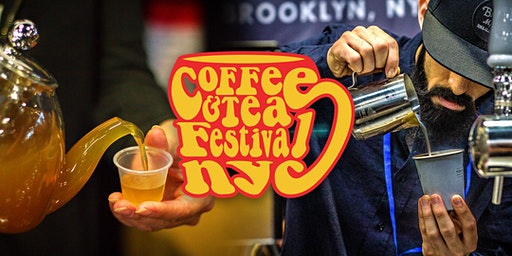 Coffee & Tea Festival NYC - Saturday 3/21/20
