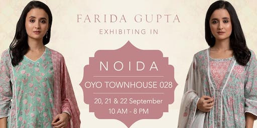 Farida Gupta Noida Exhibition