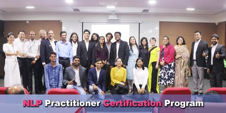 NLP Practitioner courses in Singapore tickets