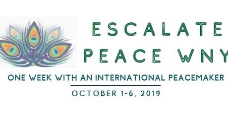 International Peacemaker Visit featuring Rev. Thang Van Lian tickets