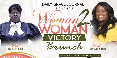 Woman 2 Woman Victory Brunch tickets