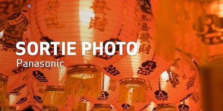 GRATUIT - Sortie Photo // Panasonic billets
