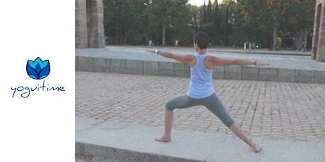 Hatha Yoga - Estrecho - Clase de Prueba entradas
