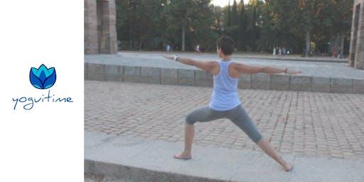 Yoga en las noches - Estrecho - Clase de Prueba