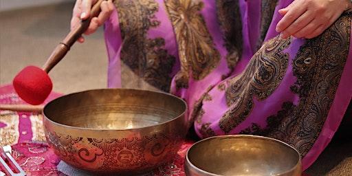 Tibetan Bowl Sound Meditation - Alton