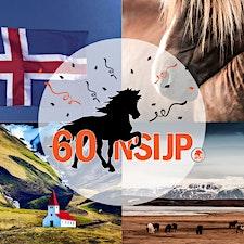 Nederlands Stamboek voor IJslandse Paarden (NSIJP) logo