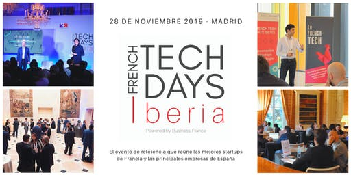 FRENCH TECH DAYS IBERIA 2019