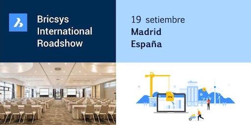 Bricsys International Roadshow: SPAIN