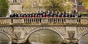 The Choir of St John's College, Cambridge, England