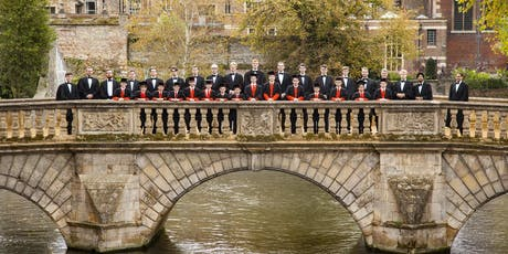 The Choir of St John's College, Cambridge, England tickets