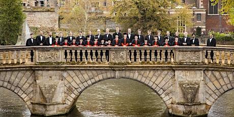 The Choir of St John's College, Cambridge, England tickets