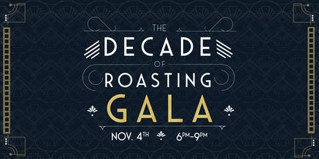 The Decade of Roasting Gala  tickets