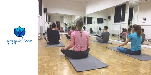 Hatha Yoga - Tirso de Molina - Clase de Prueba