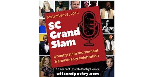South Carolina Grand Slam | $800 |12 Poets | Audience Ticket