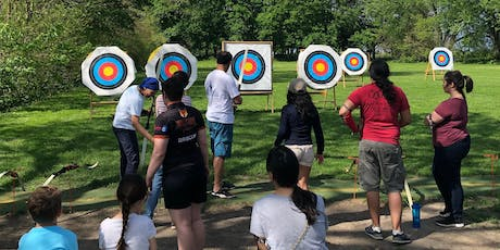"""North Side Archery Club: Free August """"Try Archery"""" Session (8/31) tickets"""