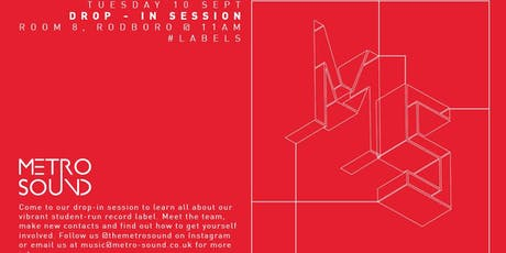 Metro Sound - Drop In Session tickets