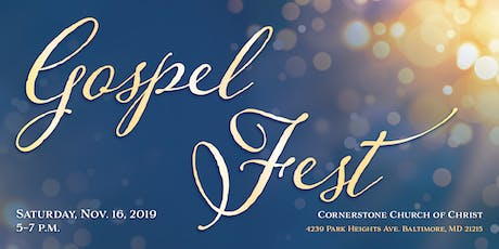 Donate Life Gospel Fest 2019 tickets