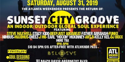 SUNSET CITY GROOVE: The Official ATLWKNDR Day Party