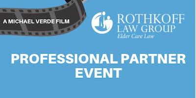 Professional Partner Event