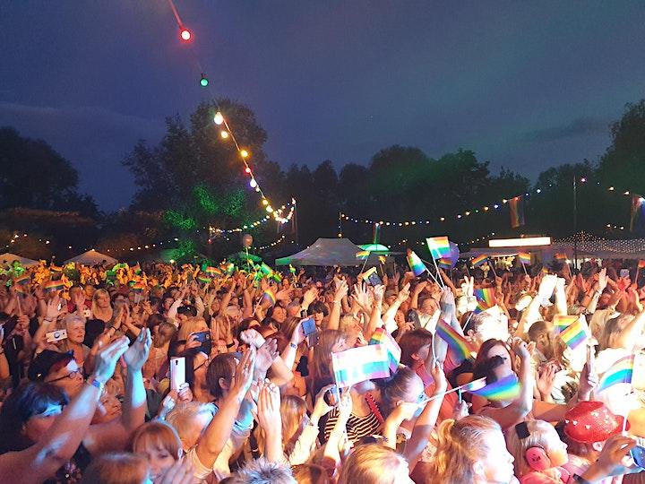Sommerfest Marquardt  2022 mit Thomas Anders: Bild