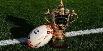 Rugby World Cup: Ireland V Scotland
