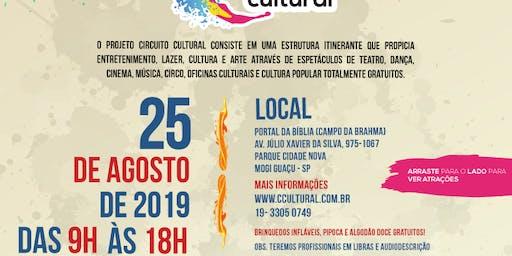 Circuito Cultural - Mogi Guaçu