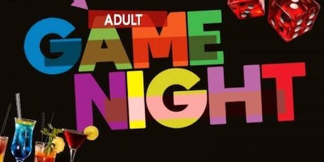Adult Gaming Night tickets