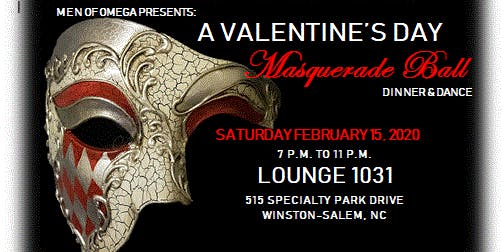 A Valentine's  Day Masquerade Ball
