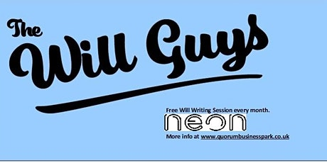 Free Will Writing from The Will Guys  tickets