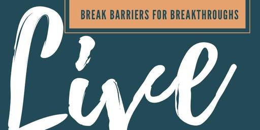 Break Barriers For Breakthroughs With Coach Arianna Vanee