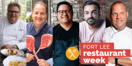4th Annual Fort Lee Restaurant Week Kickoff @ Ventanas tickets