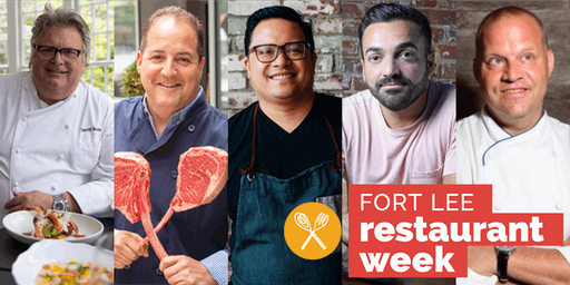 4th Annual Fort Lee Restaurant Week Kickoff @ Ventanas