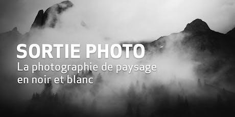 Sortie Photo // La photographie de paysages en noir et blanc billets