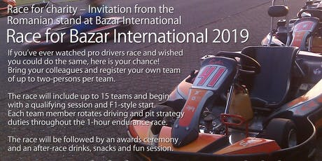 Race for Bazar International 2019 Tickets