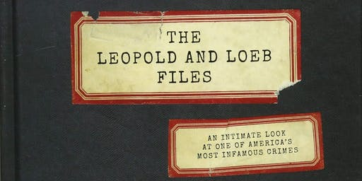 "Cocktails & Conversations with Nina Barrett on ""The Leopold and Loeb Files"""