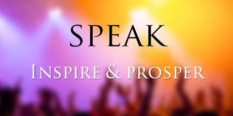 Speak Inspire 5K / Day System tickets