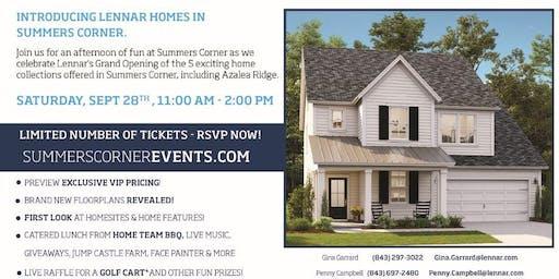 Summers Corner Grand Opening