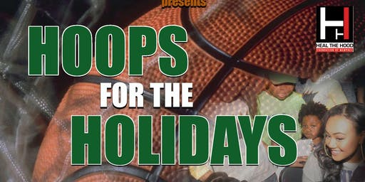 Hoops for the Holidays Charitable Basketball Game