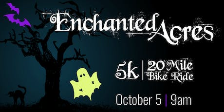 Enchanted Acres 20 Mile Bike Ride  tickets