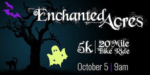 Enchanted Acres 20 Mile Bike Ride