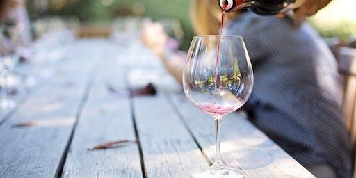 NIA Wine Tasting Social