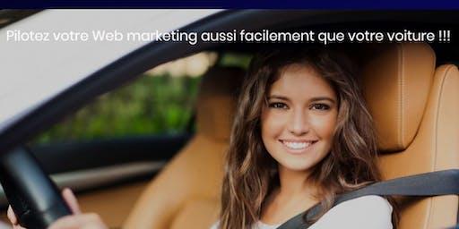 Web Marketing Local? Trouver des clients c'est simple.