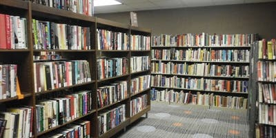 Friends of the JTPL Book Sale