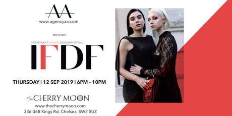 Independent Fashion Designer Festival in London tickets